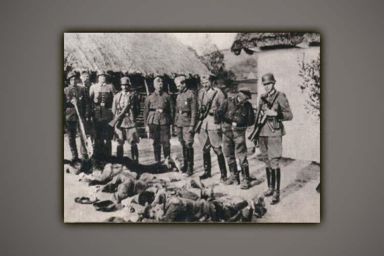 Egzekucja w Dąbiu