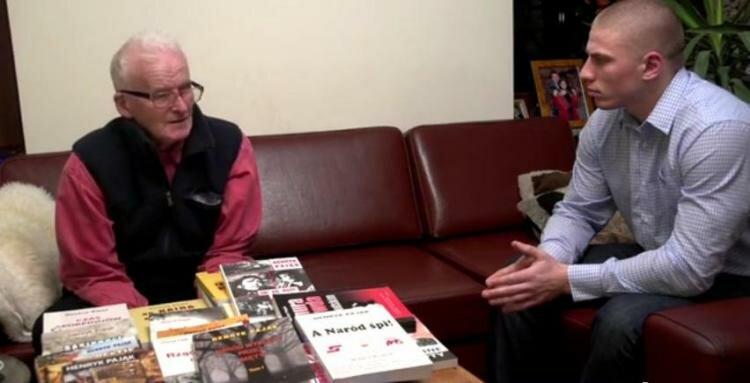 Henryk Pająk Pisarz Wyklęty – Wywiad