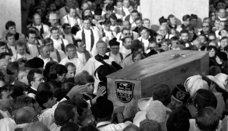 Okoliczności śmierci księdza Jerzego