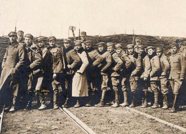 Saldabos, 1918