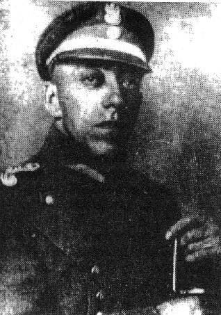 """Dąbrowski """"Łupaszka"""""""